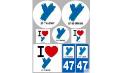Autocollants (stickers) :...
